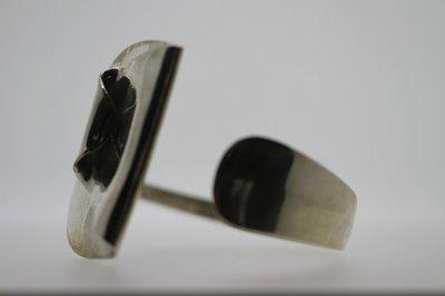 Zilveren Lepel als armband besteksieraad