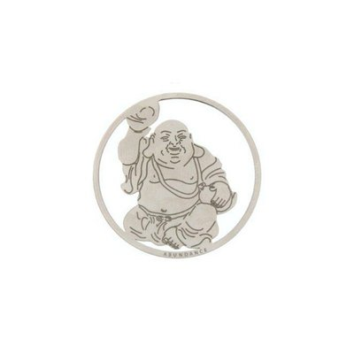 "MY iMenso ""buddha abundance"" cover 33mm insignia (925/rhod-plated) - uitlopend"