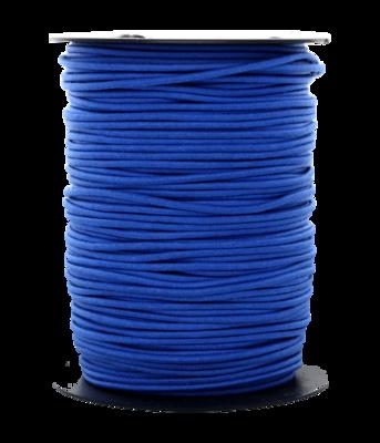 Waskoord 2.0 mm. blauw waxkoord - per 10 meter
