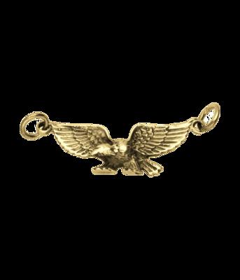Gouden Adelaar kettinghanger
